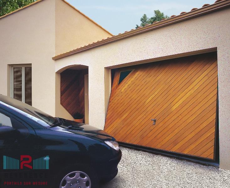 Porte de garage basculante reverence - Porte garage basculante 200x300 ...
